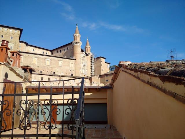 Torricini Skyline Guesthouse - Urbino - Hus