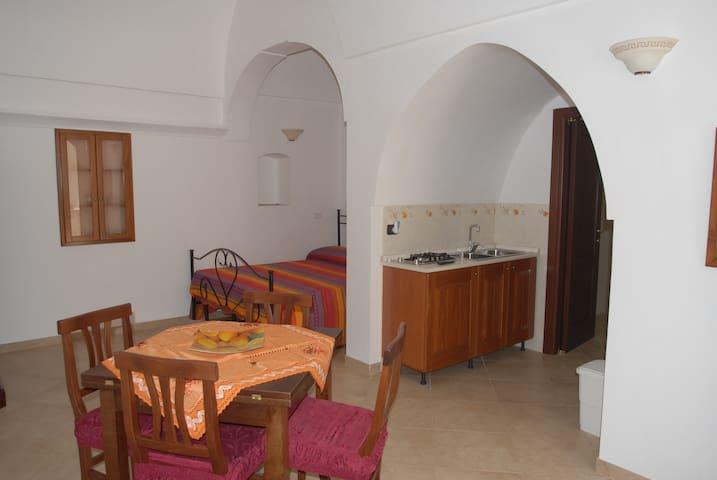 CASA SAN MICHELE SALENTINO - San Michele Salentino - อพาร์ทเมนท์