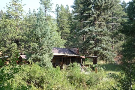 Prospector's cabin in Nat'l Forest - Woodland Park  - 独立屋