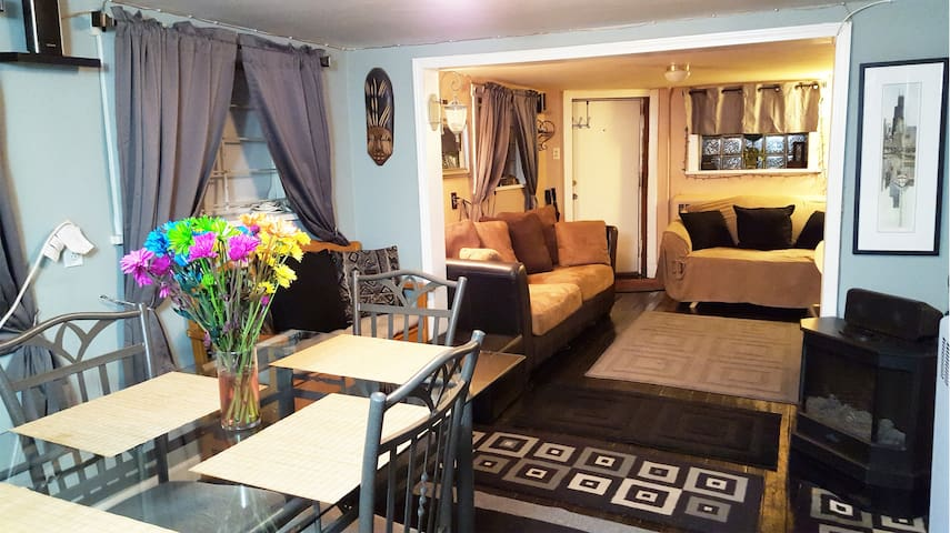 PRIVATE 2BD APT - Chicago - Appartement