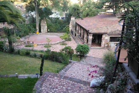 Chalet in the Medieval Castel - San Miguel de Allende