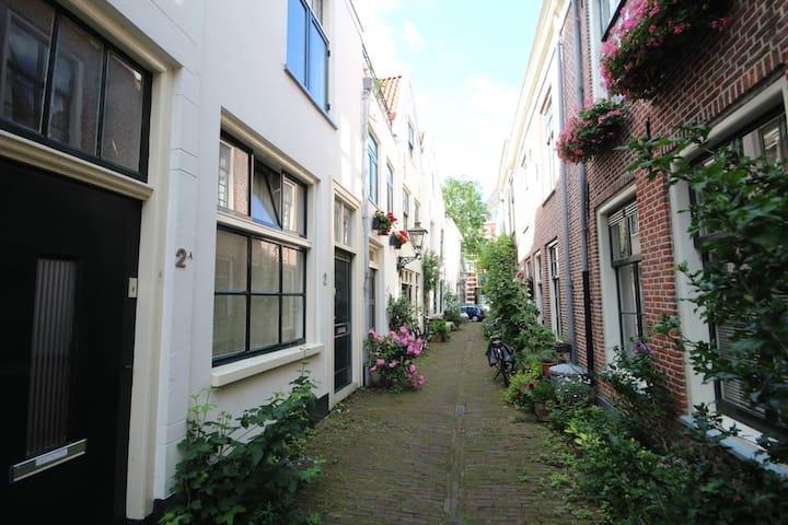 3-Room house in center - Leiden - Dom