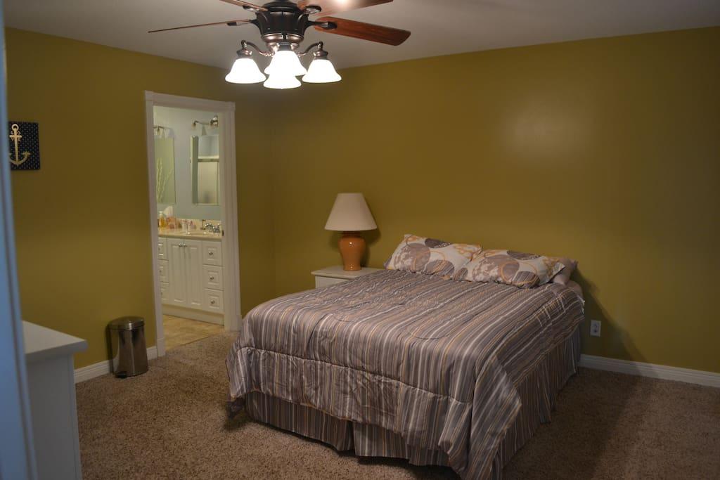 First Queen Room