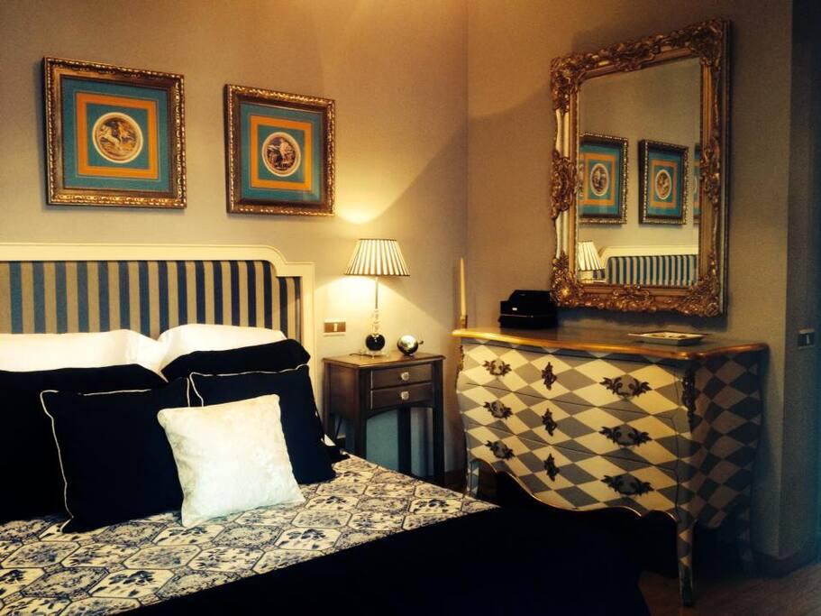 Dormitorio Confortable y con Encanto.