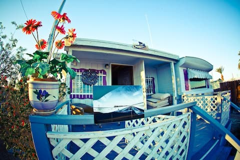The Bombay Beach House
