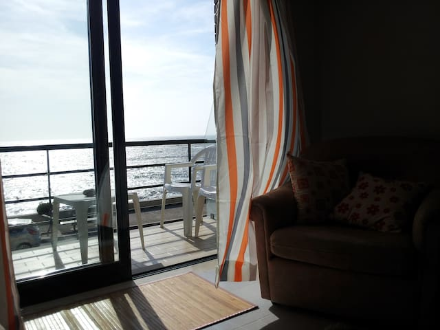 Seafront-3bedrooms-6pers-near Porto