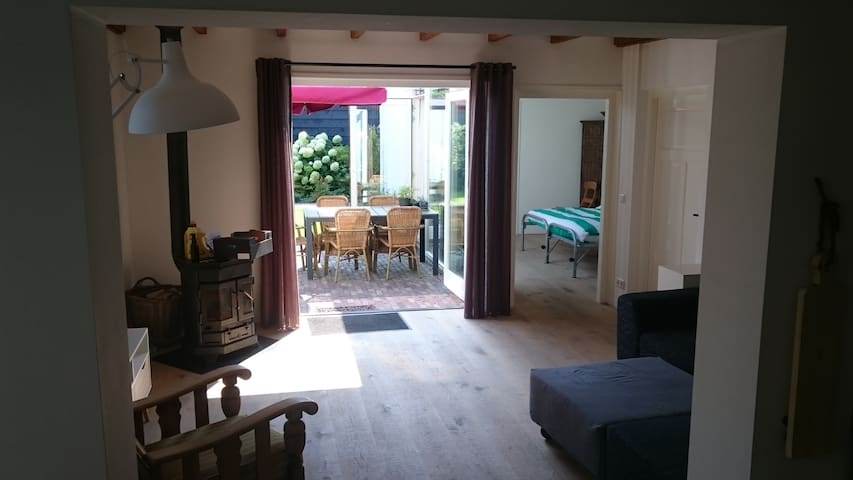 Vakantiehuis Hillegonda - Groet - Casa