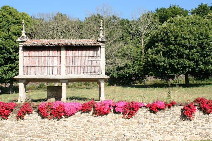 Cabaña en el Camino de Santiago - Trasfontao - Stuga