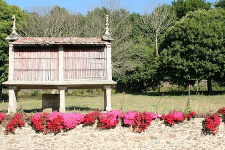 Cabaña en el Camino de Santiago - Trasfontao