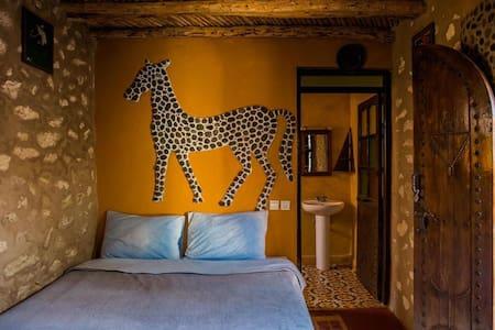 Dar Afoulky chambre double - Sidi Kaouki