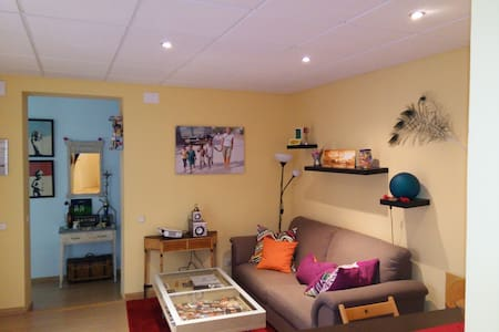 Cozy double room in Malasaña-center