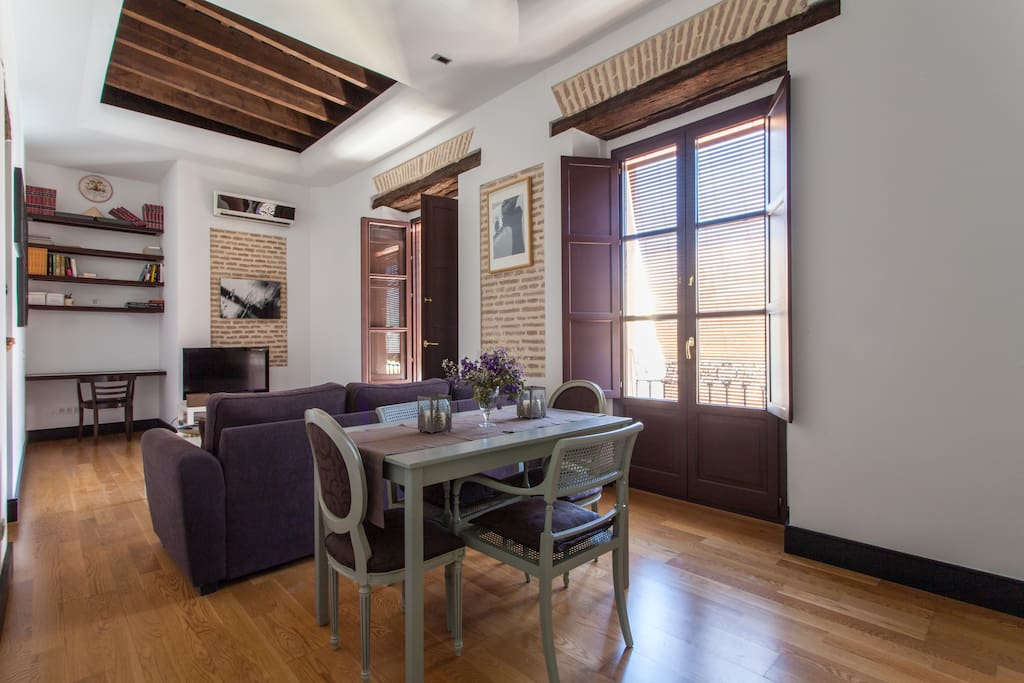 apartamento en sevilla centro apartamentos en alquiler