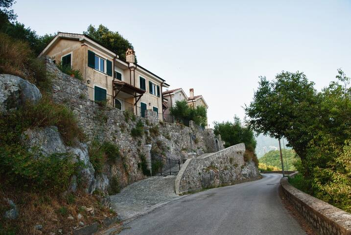 Delizioso nido tra collina e mare - Tortorella - Wohnung