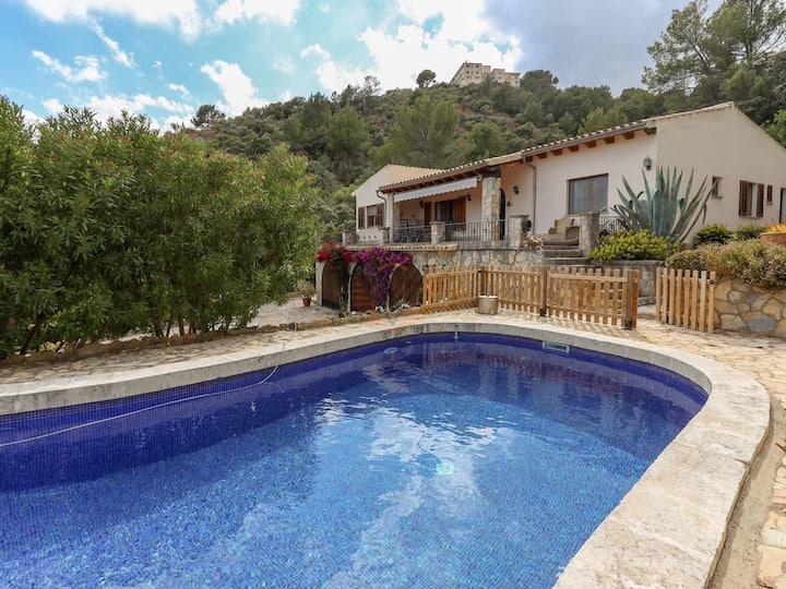 Can Vidal, Villa en Mancor de la Vall, Mallorca