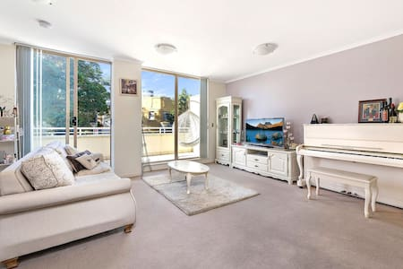 Great Location! Open, Light, Cosy & Romantic - Ashfield - Apartamento