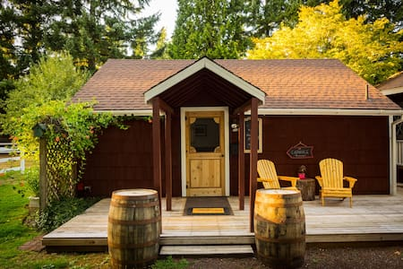 Carriage House, Woodinville, WA - Woodinville - บังกะโล