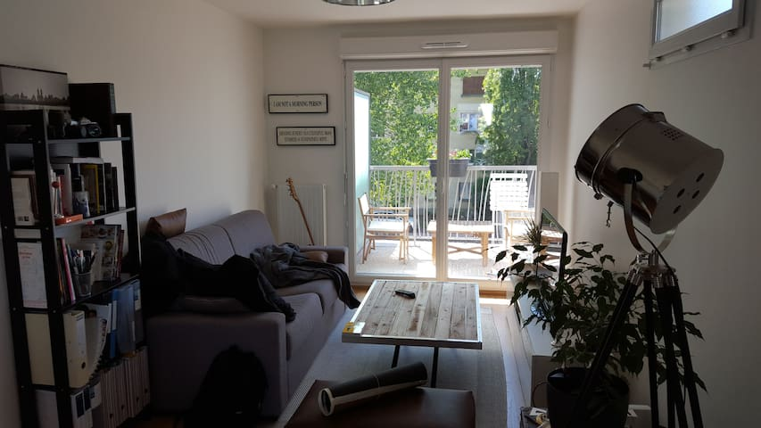 Appt 2 pièces / 1 bedroom flat - Chatou - Apartamento