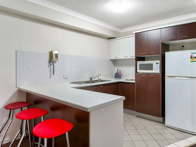 Spectaular apartment in Brisbane - Taringa - Leilighet