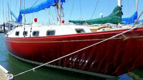 Seafarer 31' sailing vessel SF Bay
