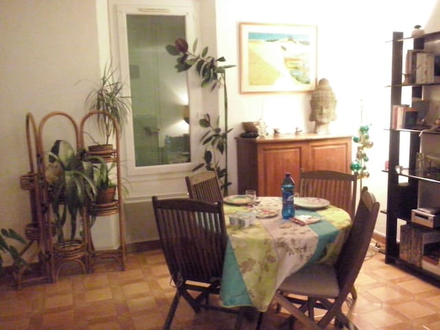 Appartement confort calme lumineux - La Bouilladisse - Lägenhet