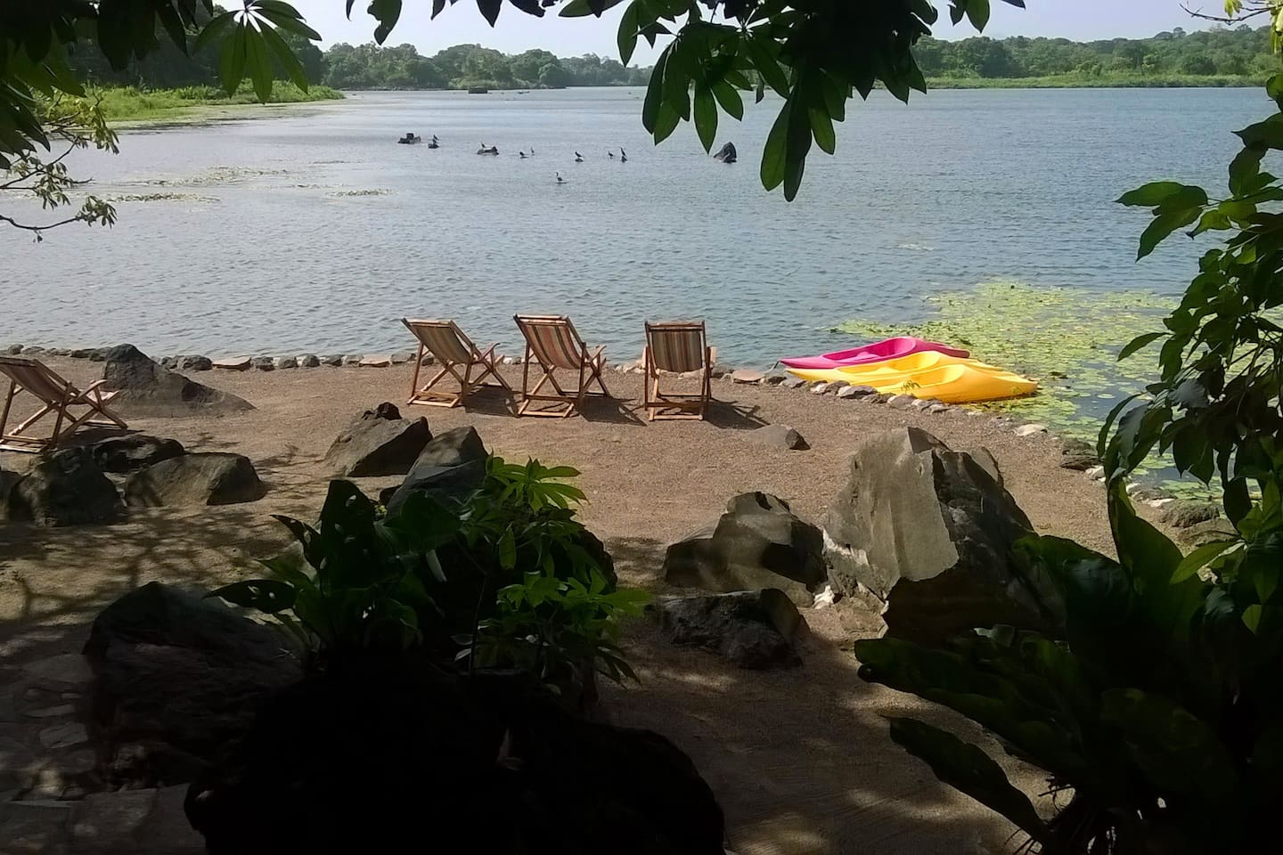 The largest and nicest beach area in the Archipelago!
