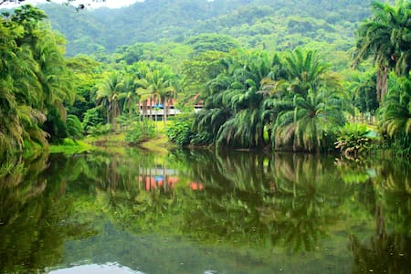 Ocean, Rainforest, Nature, Golf! - Tambor Beach - Vila