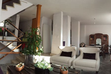 Two rooms for rent in shared house