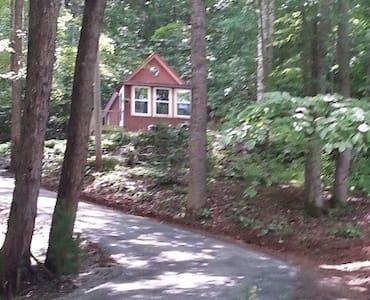 Littlest House in the Big Woods - Sylva - Hus