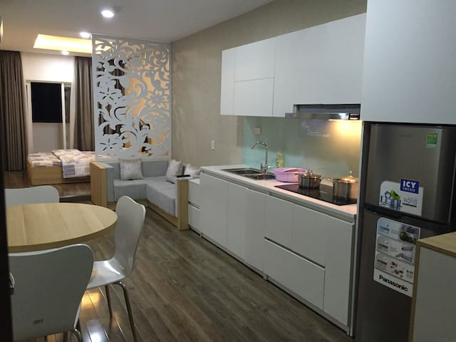 A nice apartment by beautiful beach - นาตรัง