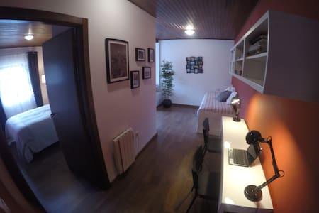 BONITO Y AMPLIO APARTAMENTO - Ourense - Condomínio