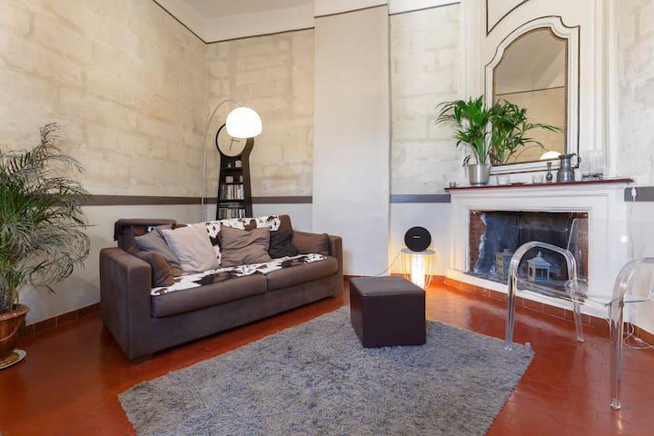 Appartement centre ville d'Avignon