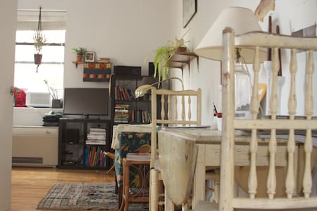Spacious Studio Apt in Williamsburg - Brooklyn - Apartment