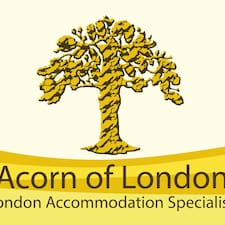 Acorn Of London je domaćin.