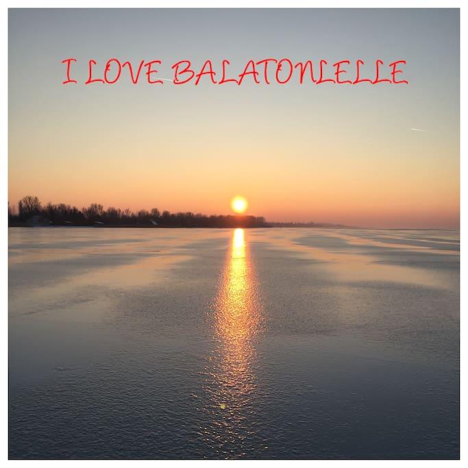 Szerelmem Balaton