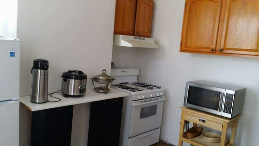 Chbr + petit déjeuner for 2 persons - Union city - Daire