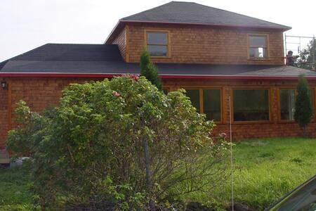 Grande maison près du Parc Forillon - Gaspé - Haus