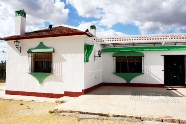 Cortijo Bersocano - Pedrera - Villa