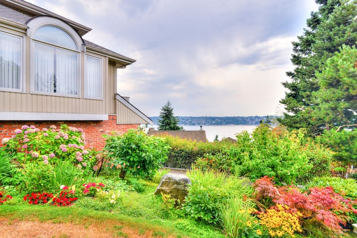 Mt & Lake View In-Law Suite Seattle - Mercer Island - Apartament