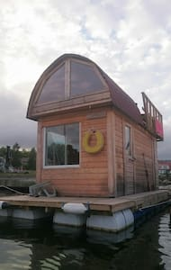 The Sauna Raft Wasa