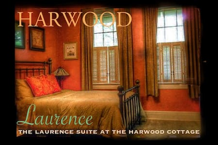 The Harwood Cottage Laurence Suite