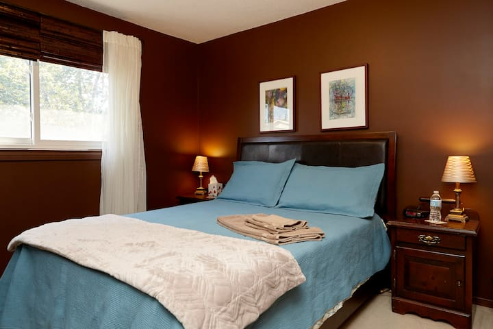 Comfortable Private Room - 브램턴(Brampton)