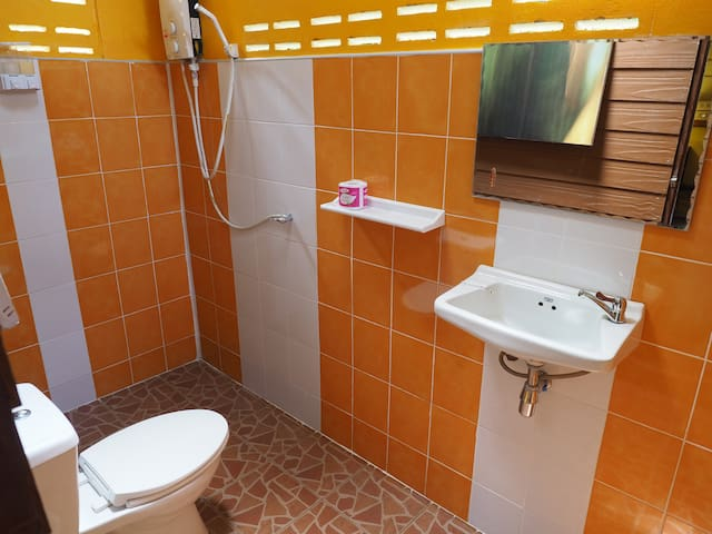 Cosy Bungalow with luxury Bathroom - Ko Chang - Banglo