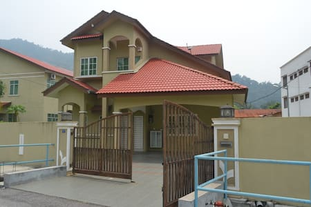 Bungalow House For Rent - 盧穆特(Lumut) - 獨棟