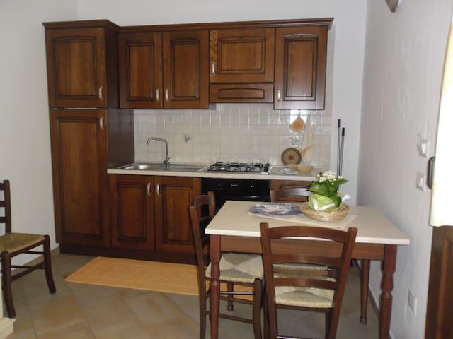 Agriturismo vistamare monolocale 1 - Orosei - Apartament
