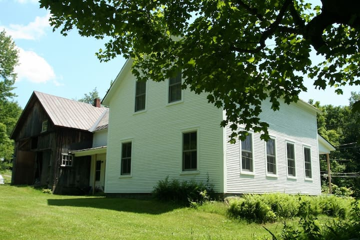Vermont Country House - Bolton - Rumah