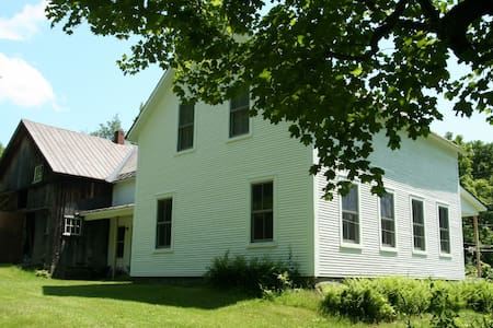Vermont Country House - Bolton - Casa