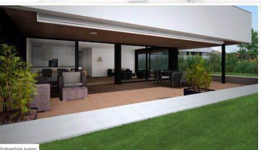Traum Wohnung mit grosser Terrasse - Steinhausen - Wohnung