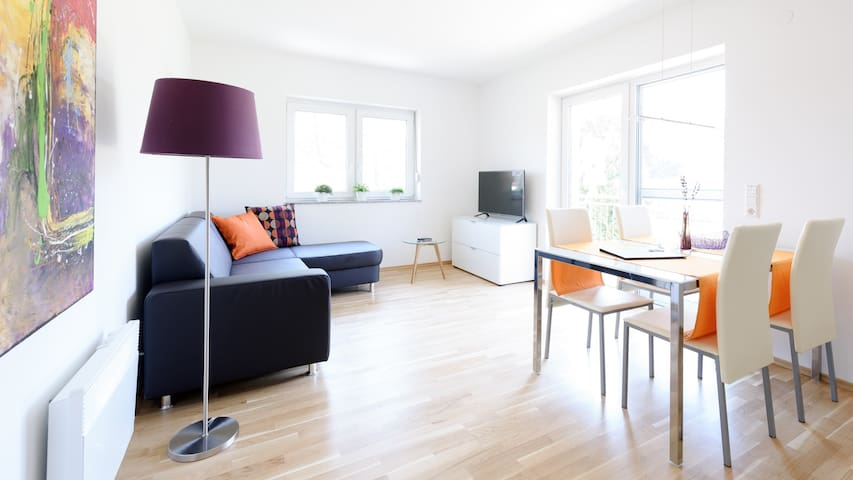 Modernes Apartment mit 60m² am Klopeiner See