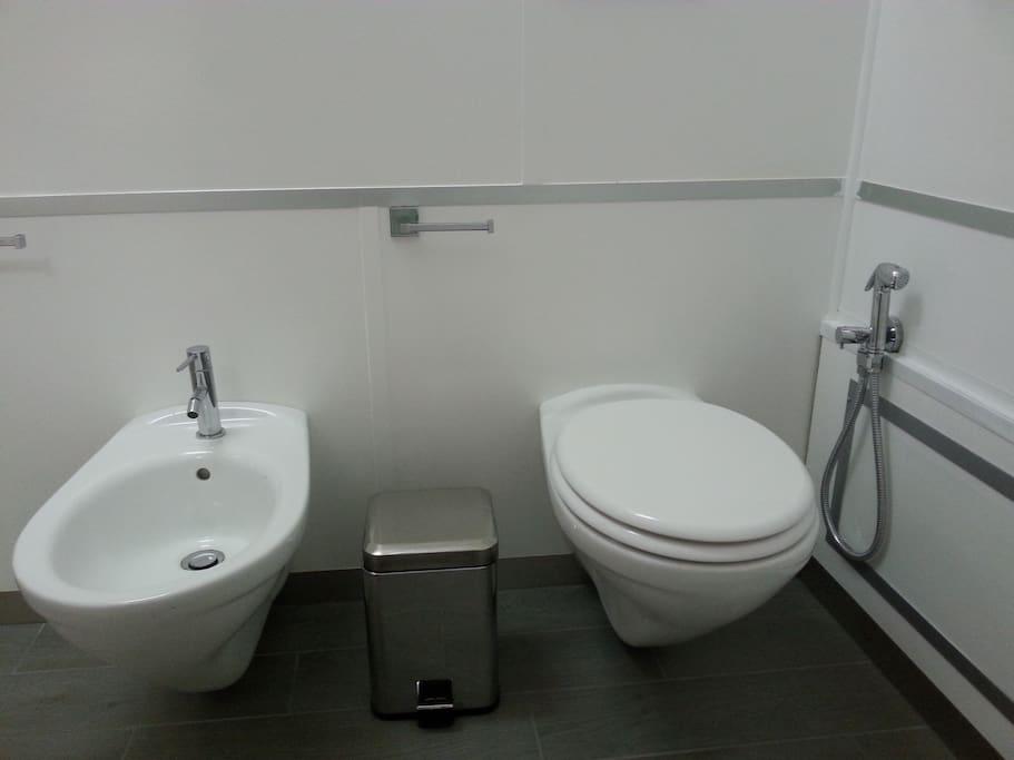 bidet wc idroscopino