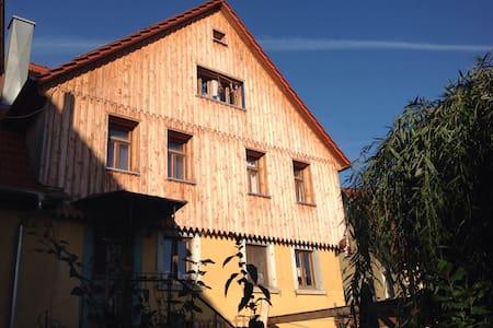 Abraxa Dorfwirtschaft mit Galerie - Rot am See - House